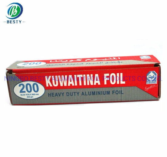 200sqft Catering Aluminum Foil Rolls pictures & photos