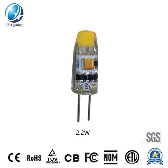 LED Beads G4 Lamp 2.2W 220lm 120V or 230V with Ce RoHS 2700-6500K Used in Spot Lighting pictures & photos