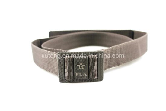 Army Military Outdoor Sports Belt Canvas Belt Metal Belt pictures & photos