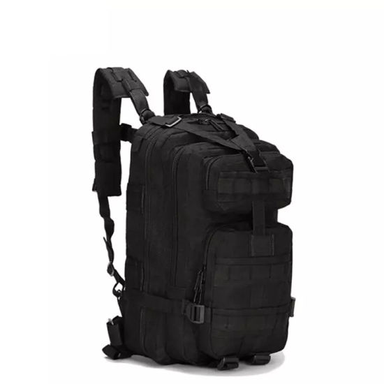 Top Quality Cheap Price Black Waterproof Tactical Military Assault Backpack Bags