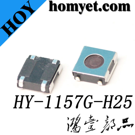 Factory Outlet Momentary Tact Push Button Switch pictures & photos
