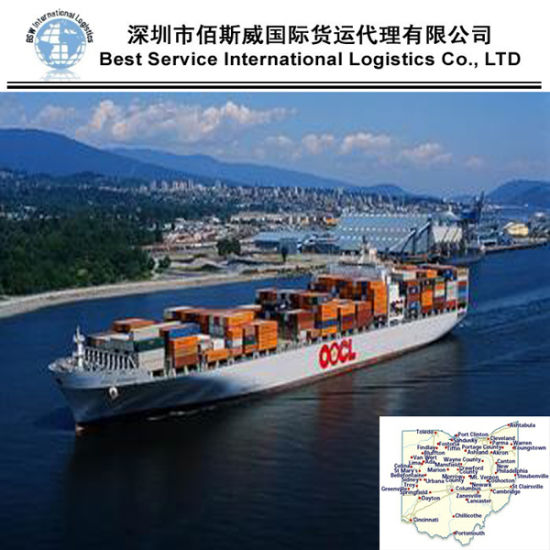 DDP Shipment From China to Miami, (USA) - Freight Forwarder