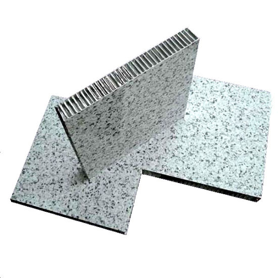 Stone Grian Aluminum Honeycomb Panel for Kitchen Counter-Top