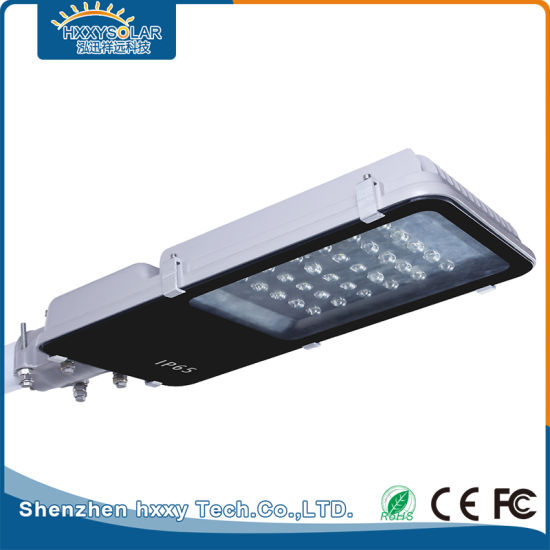 30W Aluminum Alloy Outdoor Integrated Street Solar LED Road Light pictures & photos