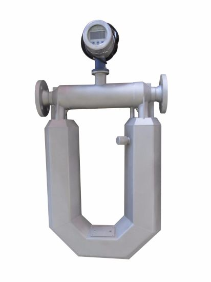 Ex Approved Coriolis Mass Flowmeter for Oil & Gas pictures & photos