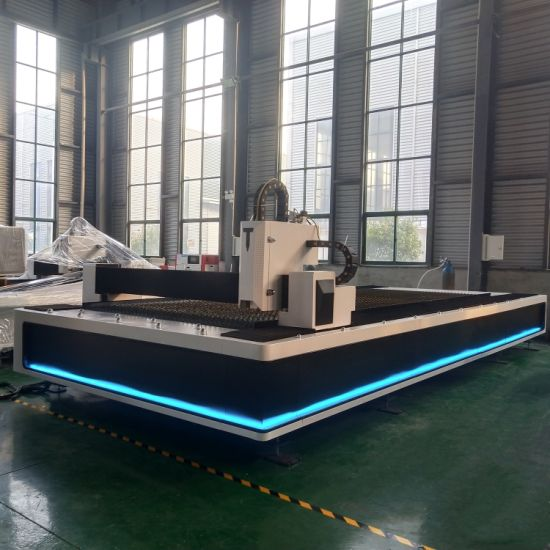 China Trade Assurance Laser Engraver Newest Design 2000W Laser Cutting Machine with Factory Price