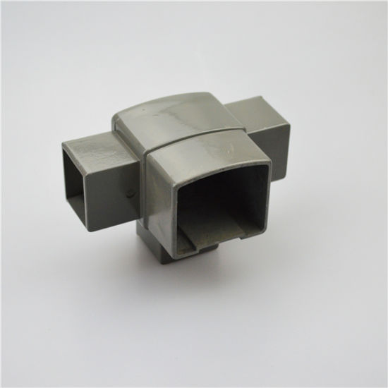OEM Aluminum Die Casting of Furniture Accessories, Chair Leg Support