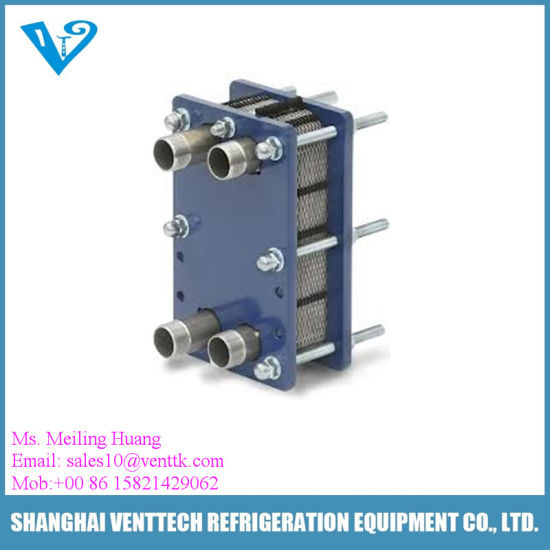 China Plate Heat Exchanger for Steam Water Cooling (equal M15B/M15M ...