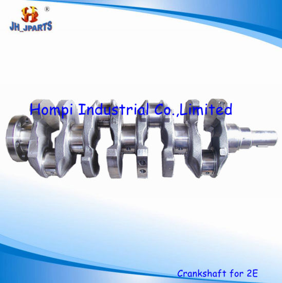 Auto Parts Forged Steel Crankshaft for Toyota 2kd 1kd 13401-30020