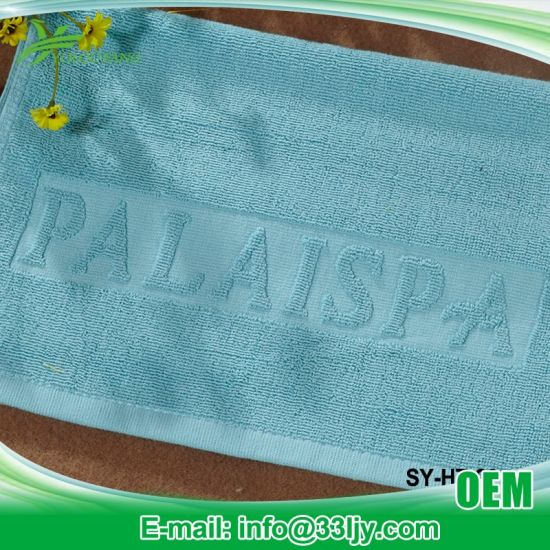 Customized Weight Luxury Personalised Towels for SPA pictures & photos