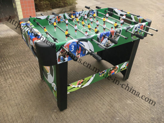 China Mdf Wood Cheap Soocer Football Table Game For Sale China