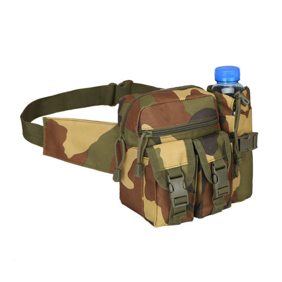 Good Quality Fashion Outdoor Army Multi-Functional Army Tactical Waist Bag for Traveling Hiking