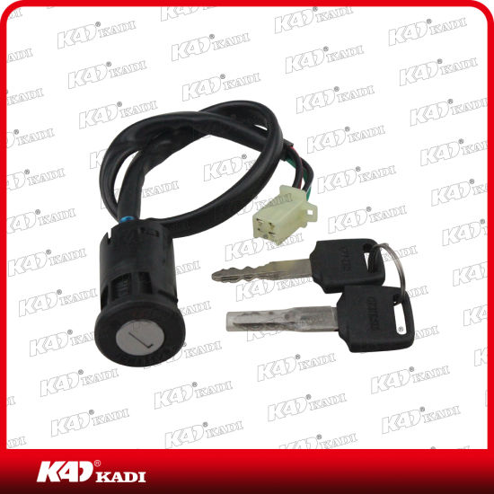 Top Selling in 2017 Motorcycle Body Parts Motorcycle Lock Set for Gxt200 pictures & photos