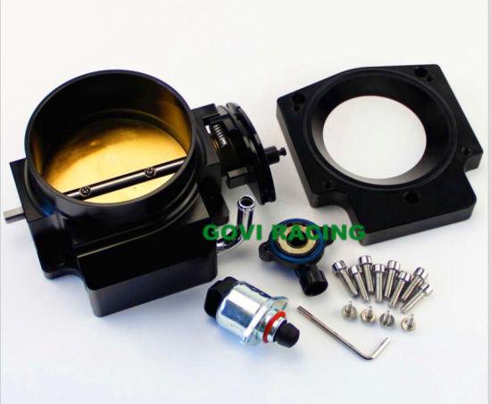 China Throttle Body Spacer & Throttle Body & Sensor for GM Ls1 Ls2