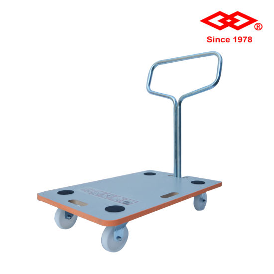200kg Wooden Foldable Hand Truck (LH07-200)