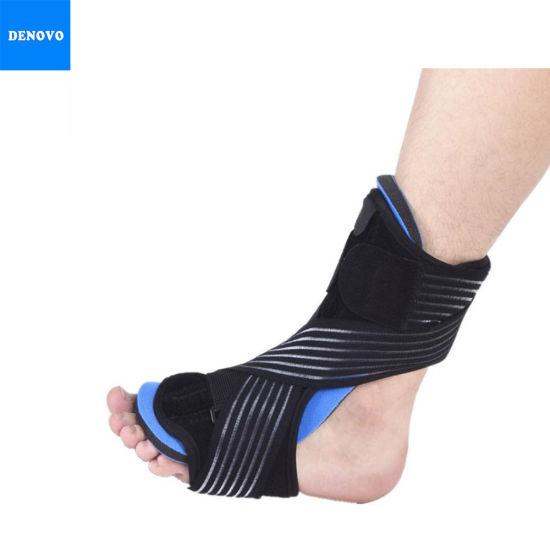Plantar Fasciitis Foot Drop Orthopedic Brace for Sleep Support