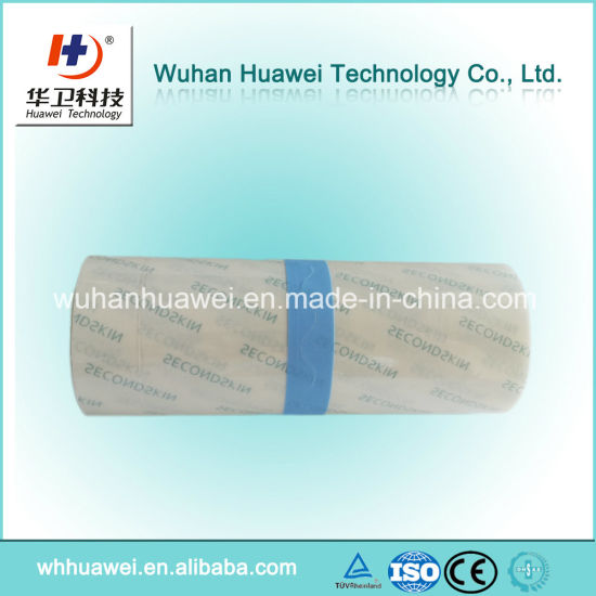 Medical Surgical Fixing Tape Non-Woven PU Film Rolls pictures & photos