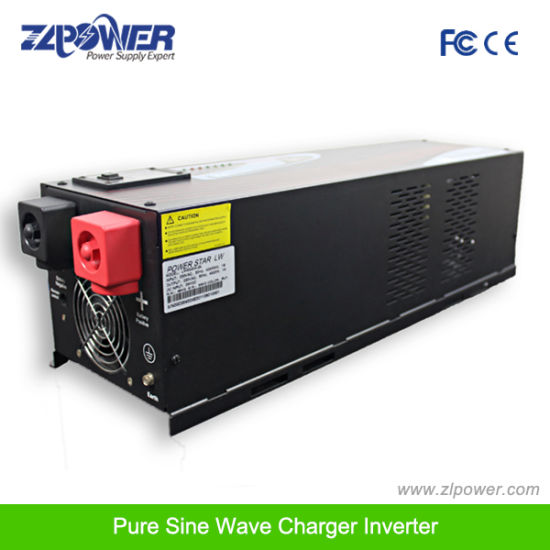 High Frequency Inverter Pure Sine Wave Power Inverter 12V 220V Inverter pictures & photos
