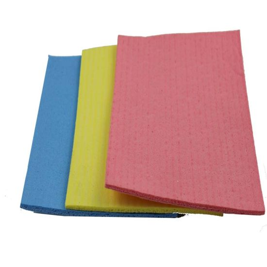 Magical Water Absorption Cellulose Sponge, Widely Use, Cleaning Tool pictures & photos