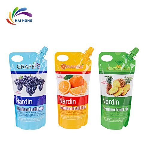 Bio-Degradable Customized Stand up Doypack Food Packaging Plastic Bag