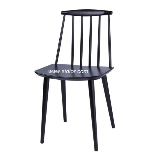 (SD-1010) New England Home Restaurant Dining Furniture Solid Wood Fan-Back Windsor Chair pictures & photos