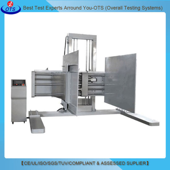 Chinese Supplier Cardboard Package Clamp Force Testing Equipment