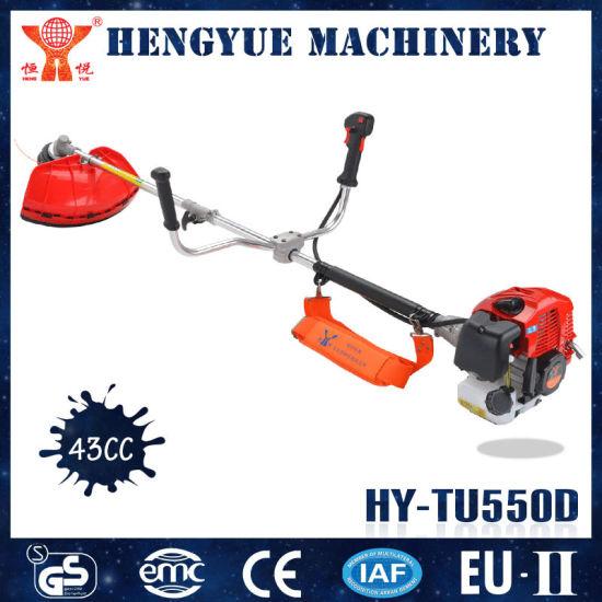 Hy Tu550d 43cc Gasoline Lawn Mower Manual Lowes 2 Stroke