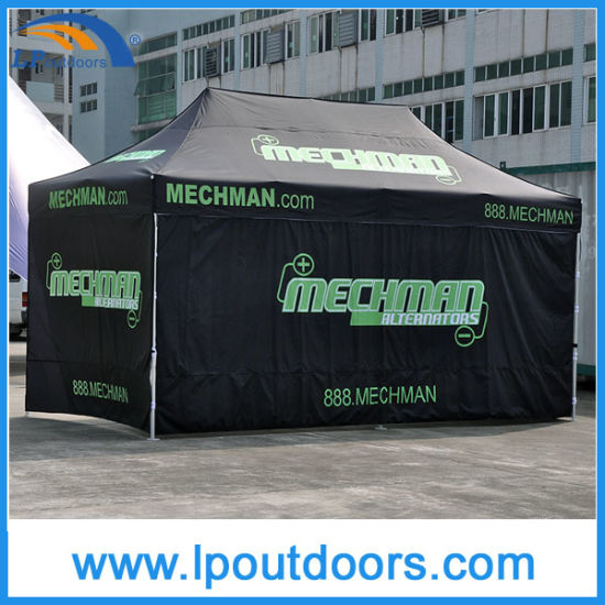 lowest price b0e17 ce063 China 3X6m Outdoor Customs Printing Folding Tent Ez up ...
