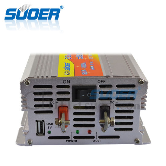 Suoer 12V 220V 3000W DC AC Inverter (SUA-3000A) pictures & photos
