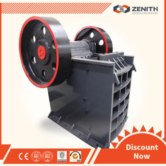 2017 Hot Sale High Quality Mini Stone Crusher Machine Price pictures & photos