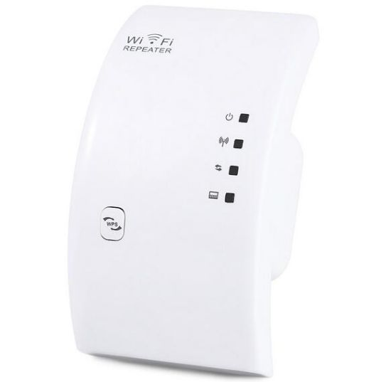 Wireless-N WiFi Repeater 802.11n/B/G Network Router Range Expander pictures & photos