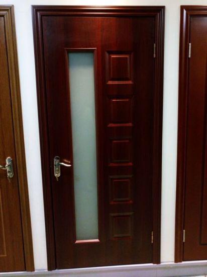 China Glass Door Mdf Door Wooden Door Interior Door Exterior