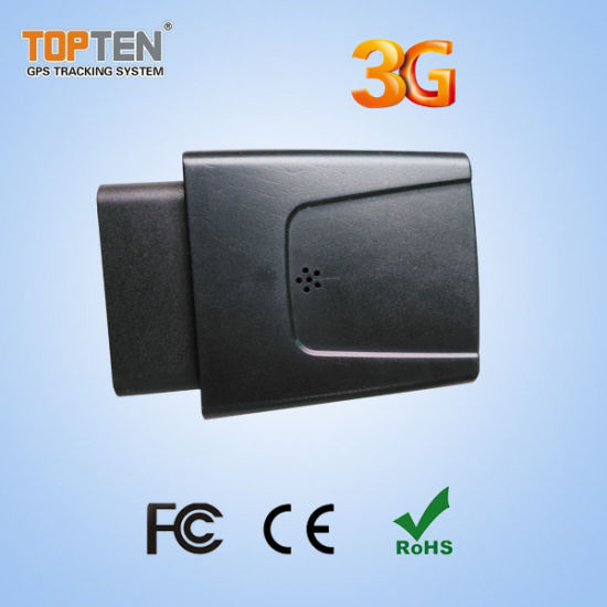 GPS GSM GPRS Vehicle Tracking Solution with RFID History Report (TK208S-KH)