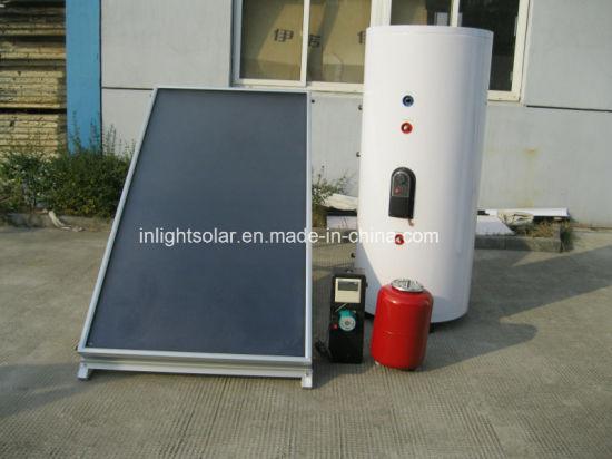 Europe Standard Split Flat Panel Solar Water Heater