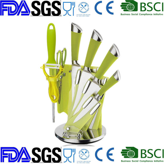 7 Piceces Kitchenware Stainless Steel Tools/BBQ Tools