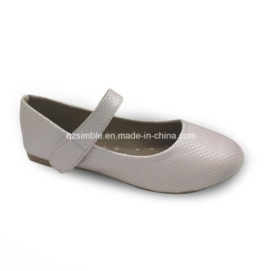 Classic Comfort Flat Children Ballerina Pumps Shoes