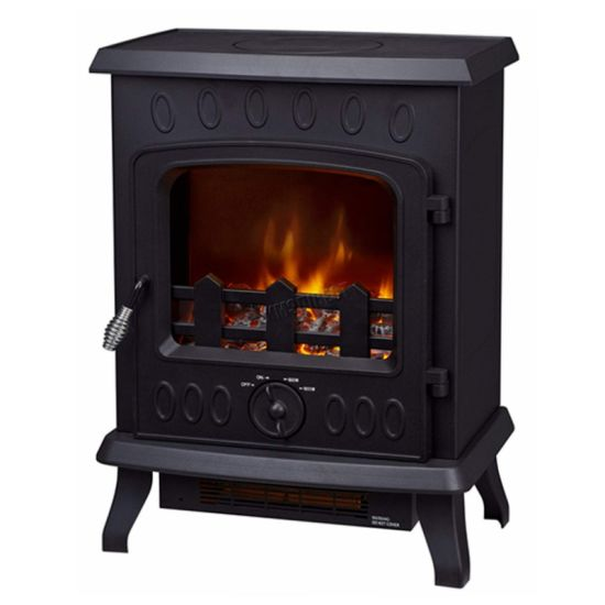 China Free Standing Style Real Log Flame Effect With Caster Electric Fireplace China Cheap And Comptitve Mini Fireplace