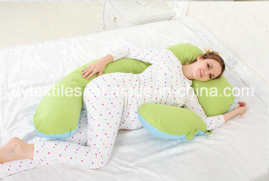 2016 Hot Sale Cotton Body Pillow Pregnancy Pillow pictures & photos
