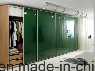 Ceramic Fritted Color Glass Door with Ce SGCC Australia Certificate pictures & photos