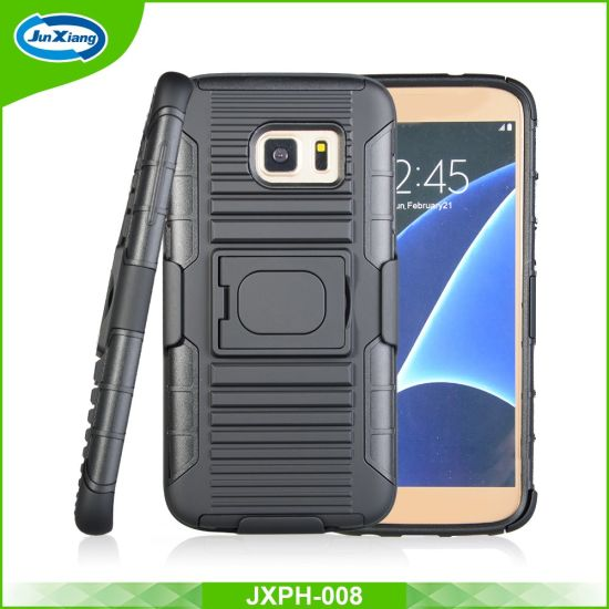 Newest Phone Case Heavy Duty Belt Clip Holster Case for Samsung S8/S8 Plus