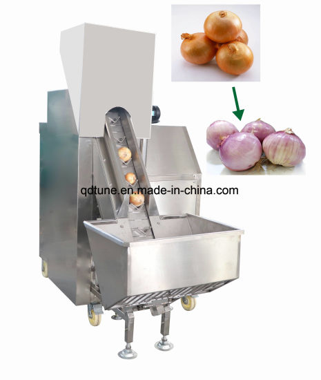 High Capacity Automatic Onion Peeler Machine Price/Onion Peeling Device