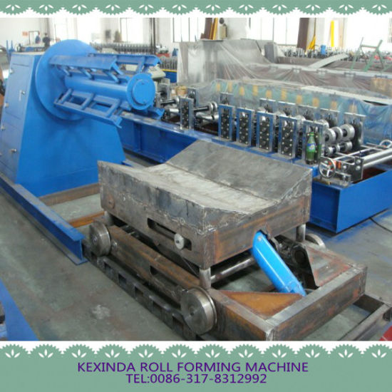 Auxiliary Equipment Hydraulic Decoiler pictures & photos
