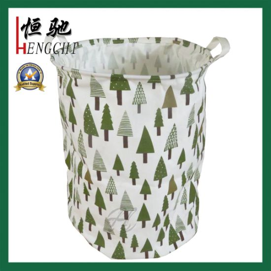Wall Hanging Cotton Storage Bag for Food Grocery pictures & photos