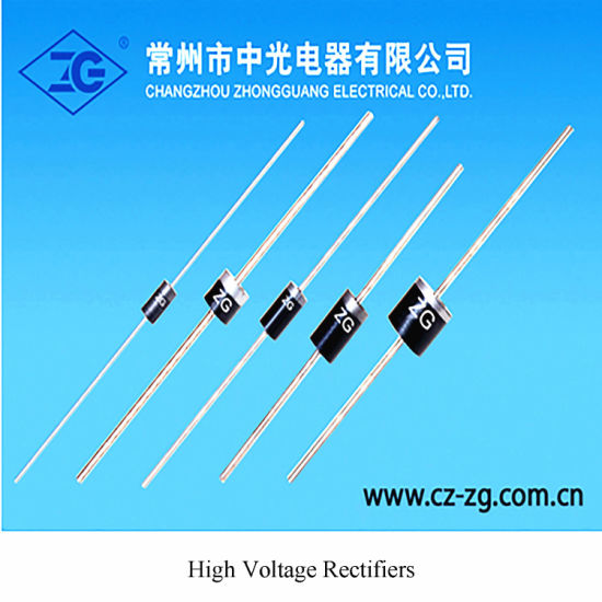 High Voltage Rectifiers R4000f
