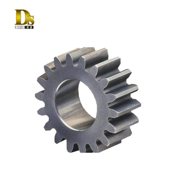 China Customized High Quality Steel Forging Spur Gear - China Spur