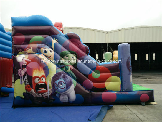 2016 New Finished Fashionable Commercial Inflatable Slide for Adults pictures & photos