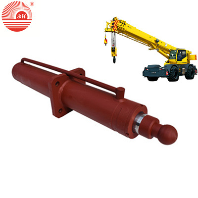 Outrigger Hydraulic Oil Cylinder for Crane
