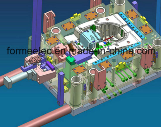 China Vacuum Cleaner Plastic Injection Mould Manufacture