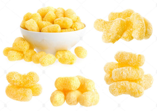 Multi-Function Corn Puff Food Machine (XBF-65/70)