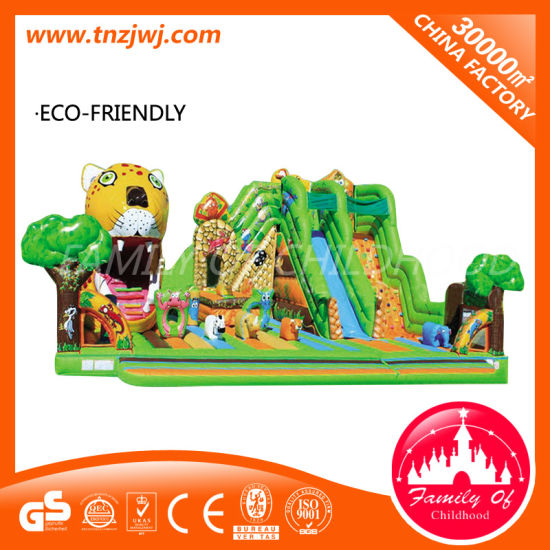 Jungle Jumping Castles Kids Inflatable Game for Sale pictures & photos